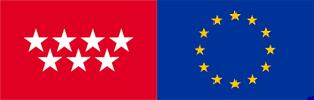 Comunidad de Madrid y la Unión Europea